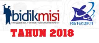 PENERIMAAN BEASISWA BIDKMISI 2018